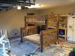 Log Bunk Bed Plans Log Bunk Bed Plans Interior Design Small Bedroom Imagepoop