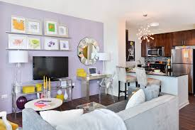 Chandelier In The Kitchen Downtown Chicago Apartments Archives Chic Glamorous