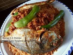cuisine tunisienne poisson couscous au poisson à la sfaxienne tunisme