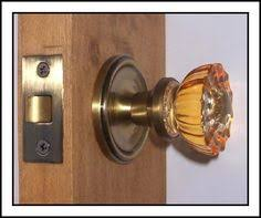 Dummy Door Knobs For French Doors - use a long screwdriver bit or screwdriver to a door knob on