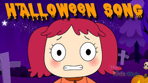 halloween animated clipart halloween song for children animated music video by the kids