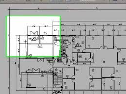 adobe acrobat to find the square footage of a floor plan