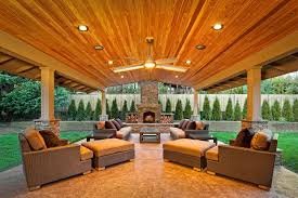 Outdoor Room Ideas That Keep The Family Together - Outdoor family rooms