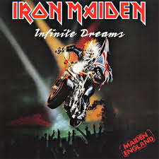 Iron Maiden Flag Iron Maiden Infinite Dreams Live Nuclear Blast