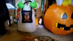 halloween inflatables update for 2016 part 2 youtube