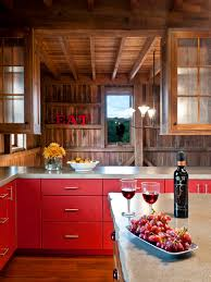 70 best kitchen with red cabinets and concrete countertops ideas