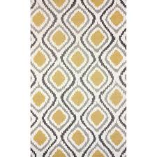 Yellow Round Area Rugs How To Design Yellow And Grey Area Rug For Round Rugs Gray Rug