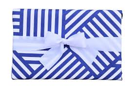 navy blue wrapping paper baby new parent gift wrap and gift bags marble vine