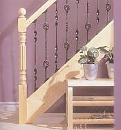 metal balusters for staircases available from staircases org