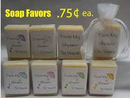 cheap personalized party favors bridal shower favors wedding favors soap party favors from