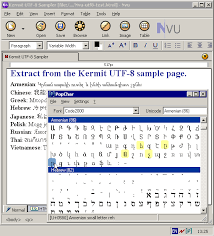Unicode Character Table Unicode And Multilingual File Conversion Font And Keyboard
