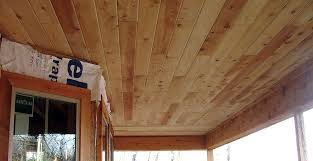 cedar tongue and groove ceiling talkbacktorick