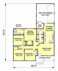 cabin style house plan 2 beds 1 00 baths 480 sqft 23 2290 luxihome