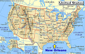 orleans map orleans map map travel vacations