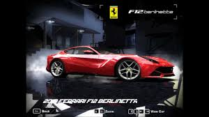ferrari f12 wallpaper nfs ferrari f12 wallpaper 1280x720 17518
