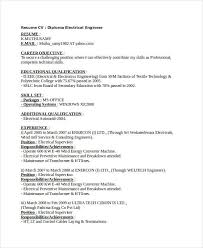 Diploma In Civil Engineering Resume Sample by Free Engineering Resume Templates 49 Free Word Pdf Documents