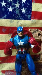 marvel legends captain america review u2014 steemit