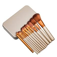 amazon com suaver make up professional set 12 brushes