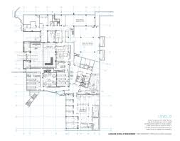 Plumbing Floor Plan Gallery Of The Bergeron Centre For Engineering Excellence Zas