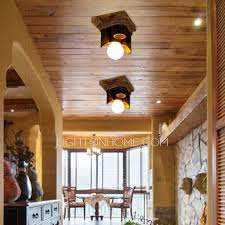 Porch Ceiling Lights Rustic Bamboo Fixture E26e27 Porch Ceiling Lights Lsh251141379 4