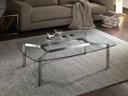 Coffee Table Rounded Edges Rectangular Glass Coffee Table For Living Rooms Rounded Corners