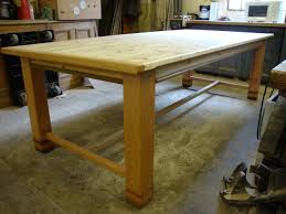 Thomsonreclaimedtimberkitchentablecopy - Timber kitchen table
