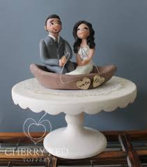 boat cake topper on board by cat baumier on etsy gifts aluminum