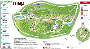 chicago zoo map lincoln park zoo chicago map best image konpax 2017