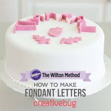 How To Make Edible Cake Decorations At Home Online Baking And Decorating Classes Wilton