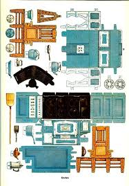 Dollhouse Miniature Furniture Free Plans by Best 25 Paper Doll House Ideas On Pinterest Cut Paper Paper