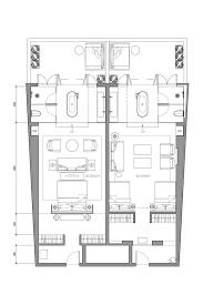 plan d une chambre d hotel épinglé par cyy sur pl an