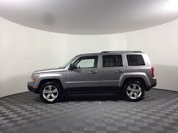 silver jeep patriot 2016 used 2016 jeep patriot latitude 4d sport utility in orlando