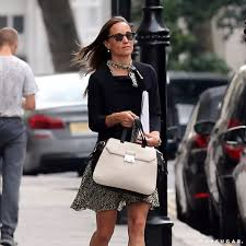 Middleton Pippa by Pippa Middleton U0027s Sandro Dress Popsugar Fashion