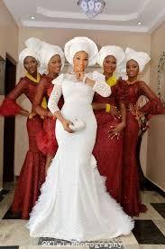colour themes for nigerian wedding like banky adesua burgundy should be your wedding colour