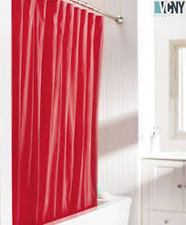 curtain red shower curtain liner jamiafurqan interior accessories