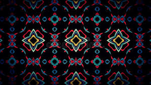 blue kaleidoscope wallpaper abstract secret mysterious wallpaper stock photo image of