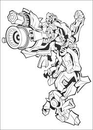 transformers fighting coloring transformer coloring