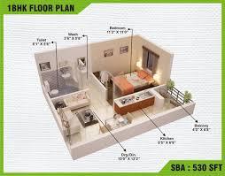 floor plans 1 2 3 bhk floor plan excellent platinum paradise