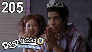 Degrassi Mirror In The Bathroom Degrassi 205 The Next Generation Season 02 Episode 05 Weird
