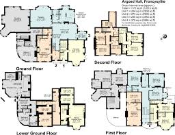 bran castle floor plan bedroom detached house sale argoed
