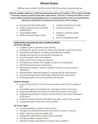 Assistant Manager Resume Sample by Call Center Executive Sample Resume Performance Architect Cover Letter