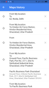 Google Maps Clear History Delete Maps History How To Remove Your Location History From Apple