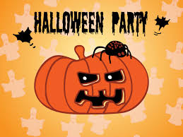 halloween background flyer halloween party flyer background image mag
