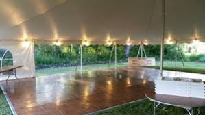 floor rentals floor and stage rentals party tent rentals