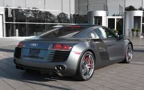 Audi R8 Manual - just 50 available 2012 audi r8 exclusive selection edition