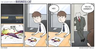 Business Cat Memes - the complete adventures of business cat comics album on imgur