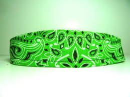 green headband 50 best headbands images on cowgirls bandana