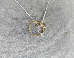 metal circle necklace images Jaded slo jpg