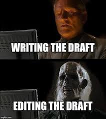 Meme Editing - ill just wait here meme imgflip