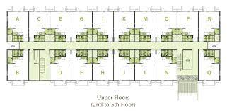 3 Storey Commercial Building Floor Plan Buildings U0026 Units Hacienda Balai